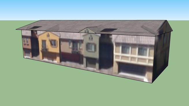 Building in Tempe, AZ, USA