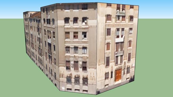 Строение по адресу Милан, Италия