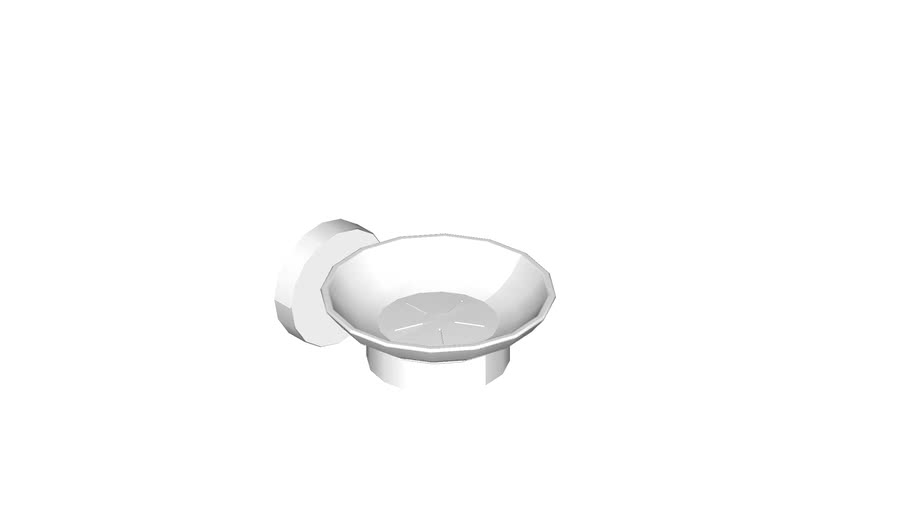 JUSTIME Soap Dish _ 7810-20-80S1