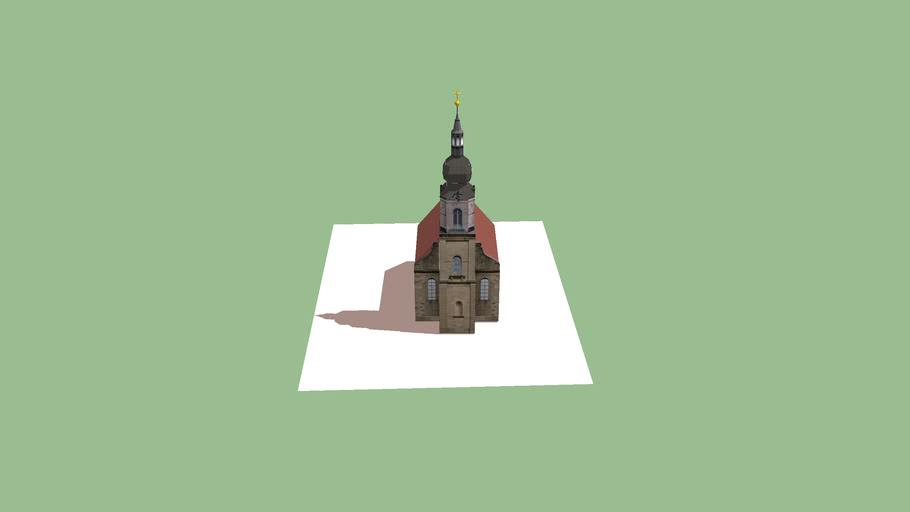 evangelische Kirche-Angelbachtal_Eichtersheim