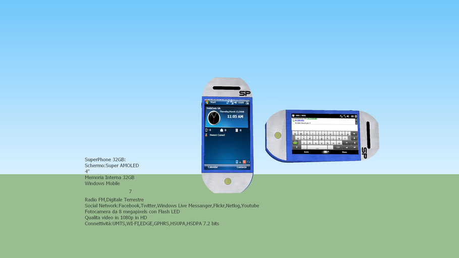 Superphone 32 GB