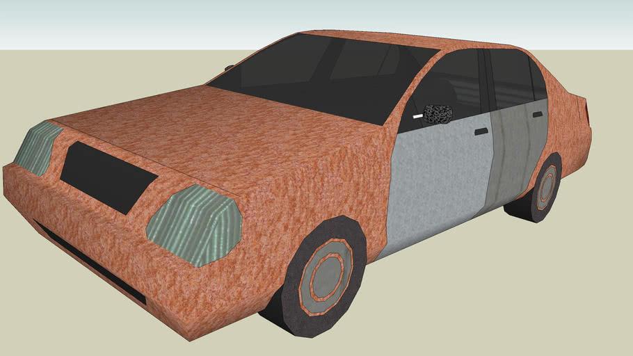 sedan from bryce canyon