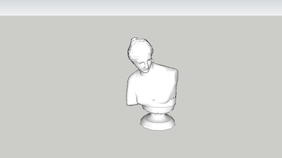 White Statue Sculpture