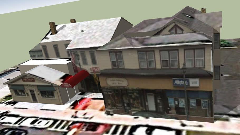 Shops in Ramsey