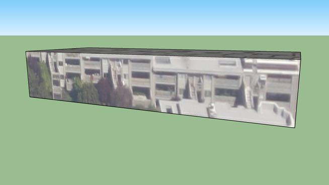 Edificio en San Francisco, CA, USA