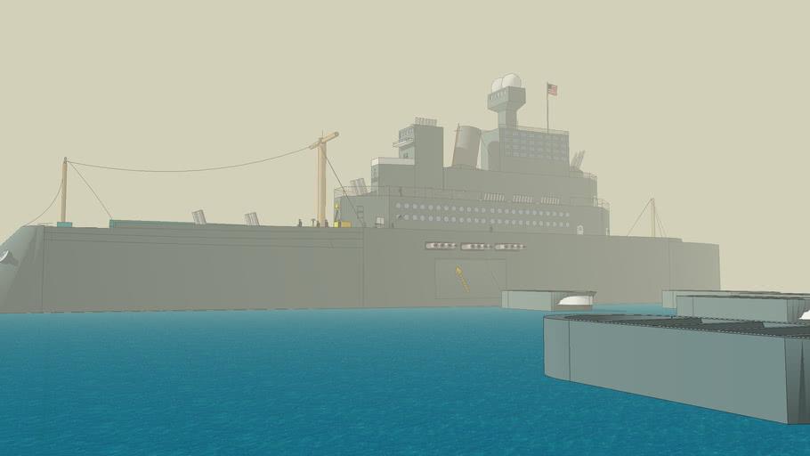 Warship- Barco de guerra