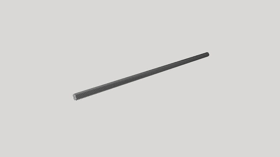 8mm Metric Acme Lead Screw 290mm_1_0