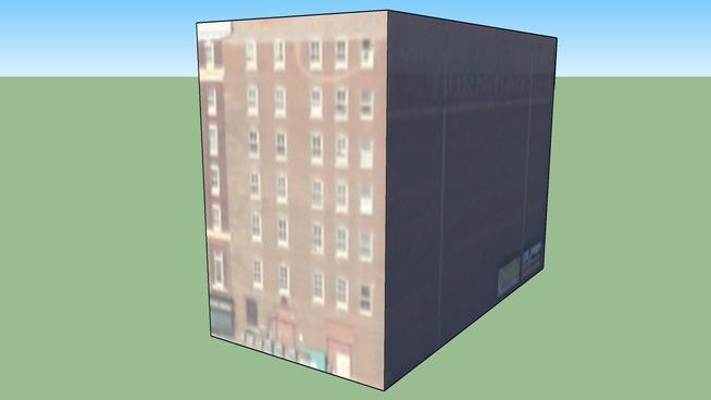Building in Omaha, NE, USA