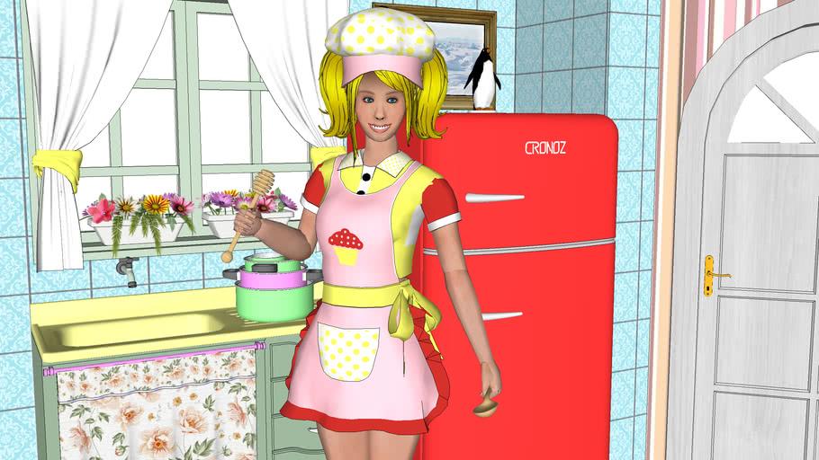 Chef Girl the Twinye (k-pop group)