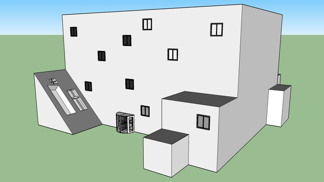 My First Sketchup Model