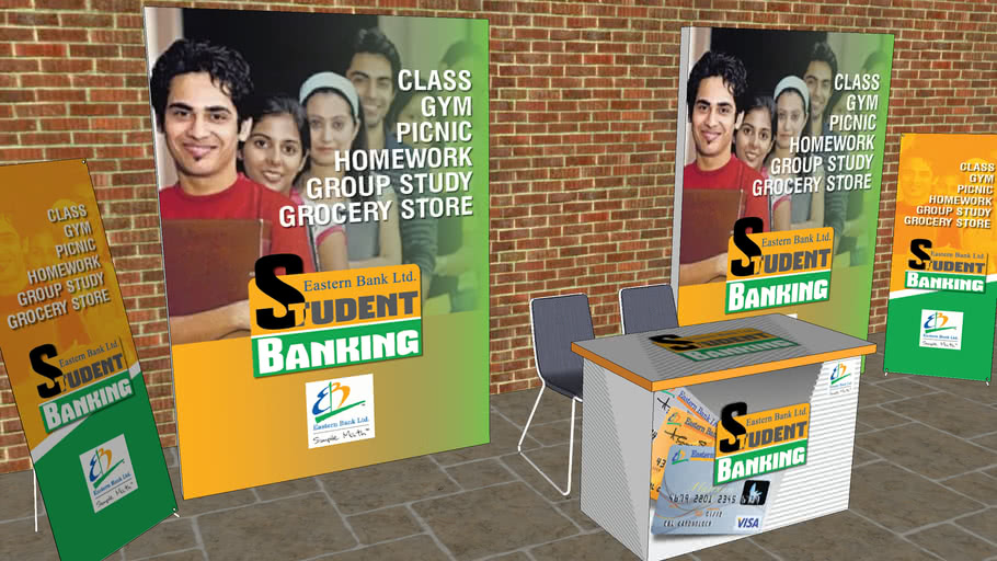 promotional booth