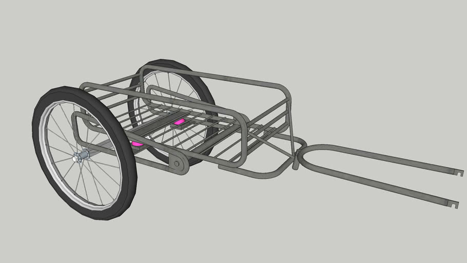 Bicycle Trailer Concept