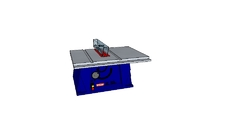 RYOBI 10 inch Table Saw RTS 10