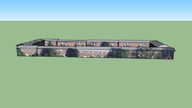 Building in Stratford, NJ 08084, USA