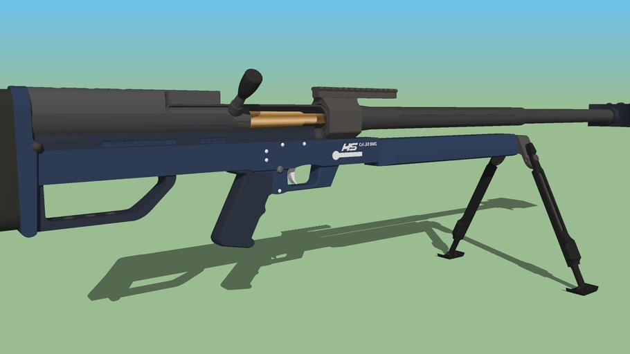 Steyr HS 50 Cal 50 BMG