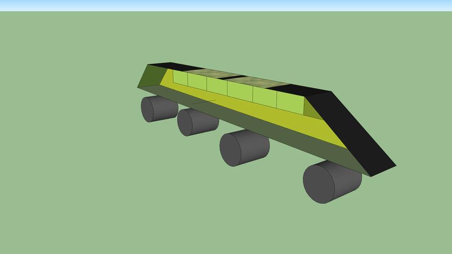 Car: The nebula, version 1.3