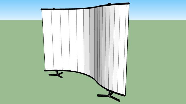 Maxibit Stage 3x2 s-shaped (tripod feet)