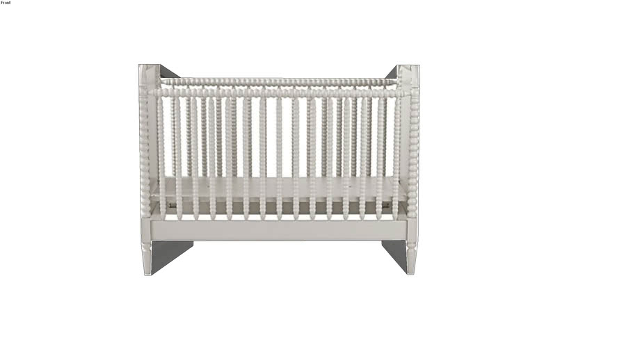 crate and kids Jenny Lind Crib
