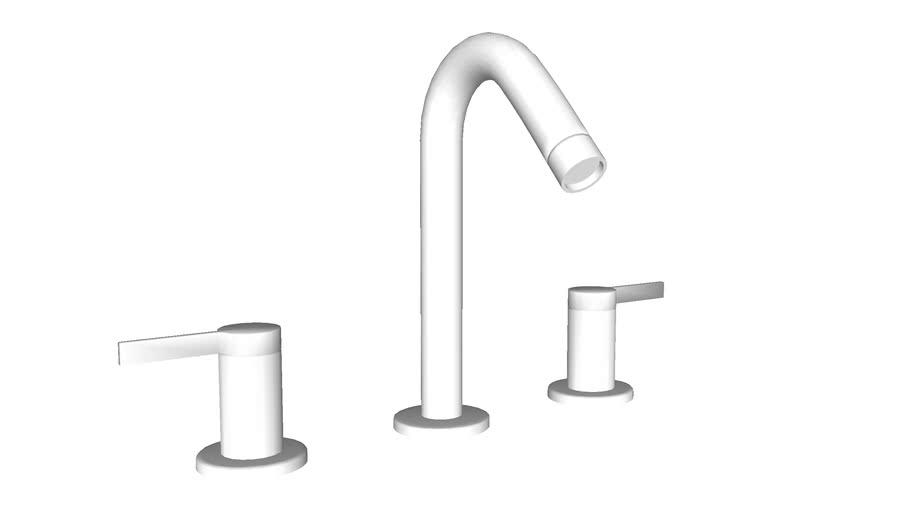 K-942-4 Stillness(R) Widespread bathroom sink faucet