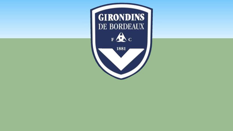 logo football Bordeaaux