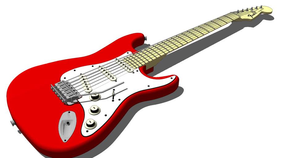 Fender Custom Stratocaster