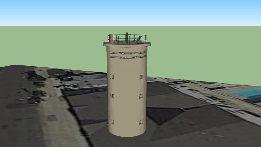 Fort Miles Coast Artillery Fire Control Tower 26