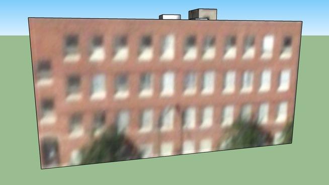 Bâtiment situé Chicago, IL, USA