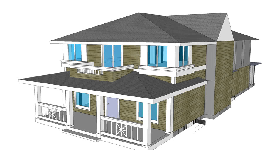 2 lvl House