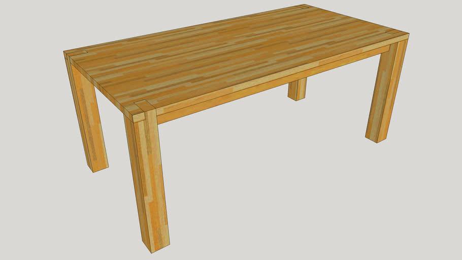 Table Elena Fly 3d Warehouse
