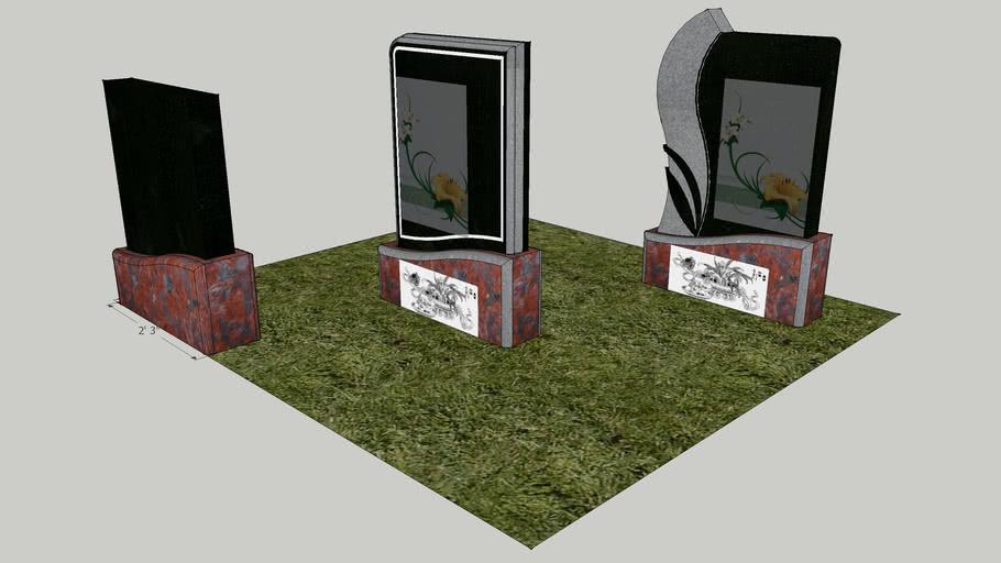 设计墓碑1