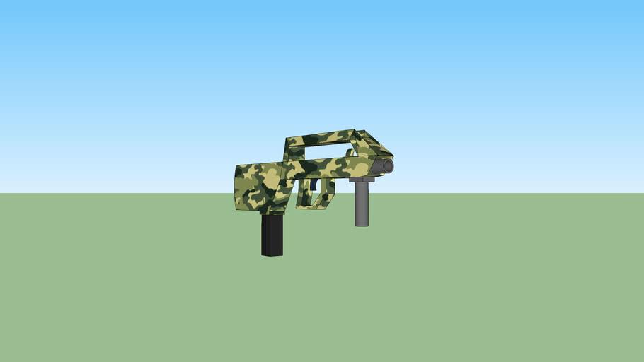 9mm bulpup