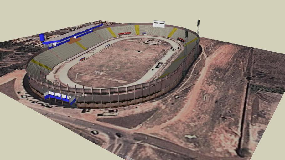 Estádio Municipal Irmão Gino Maria Rossi (vulgo Manduzão) - Pouso Alegre