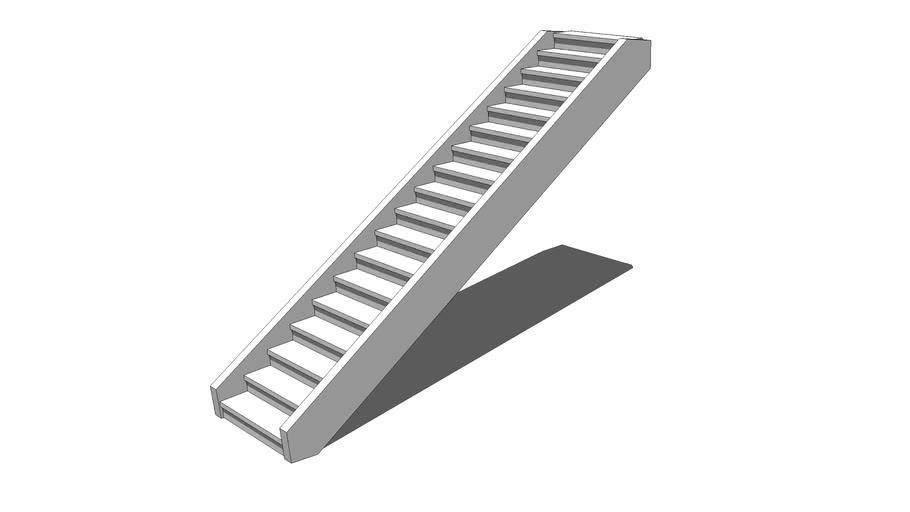 Dynamic Staircase