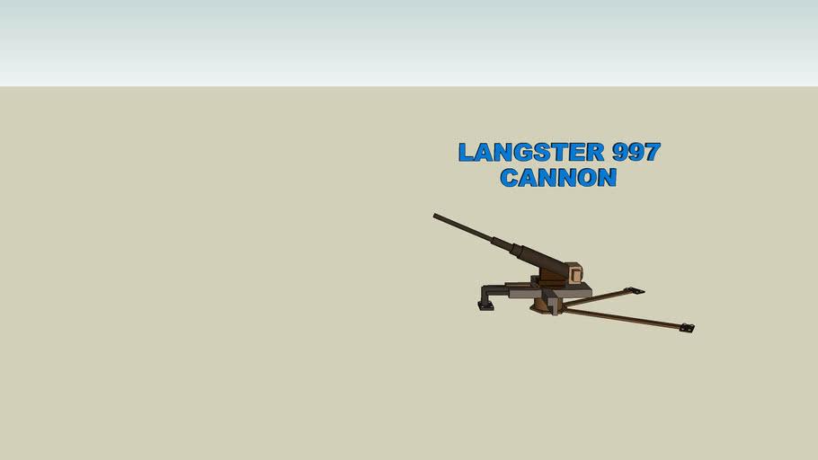 lanter 997 cannon