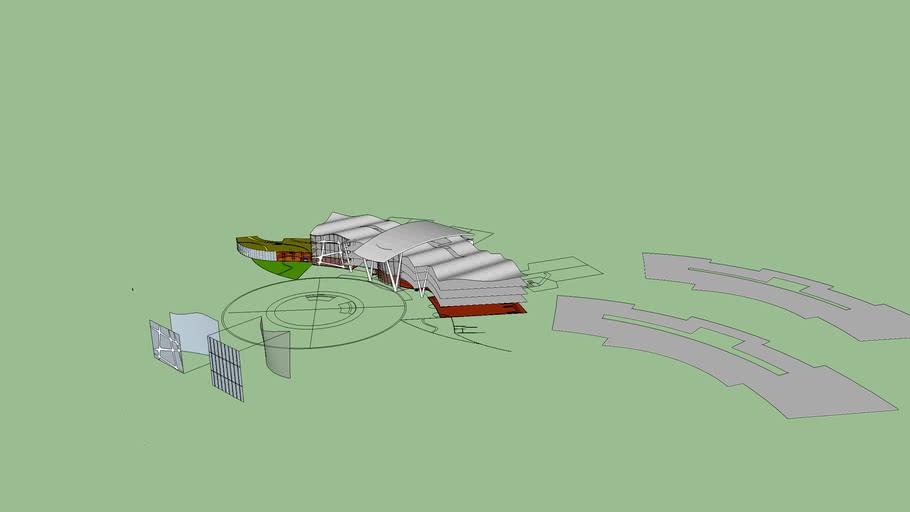 Volumen aeropuerto