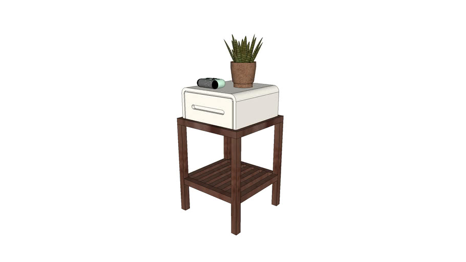 Amory Nightstand with Drawer
