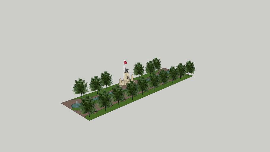 Hatıra Parkı/Memorial Park