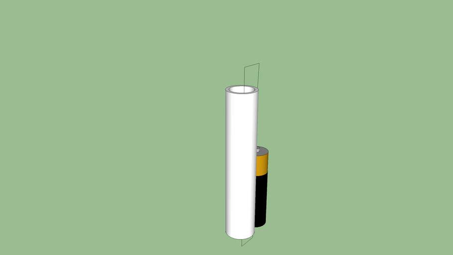 ballondirigeable_tube chauffant