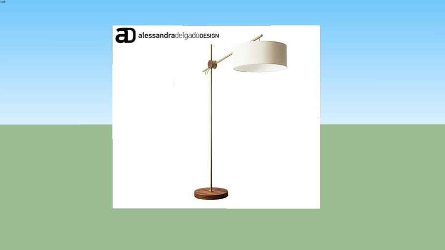 AL-Rot luminária
