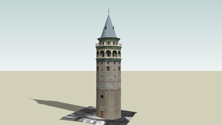 Galata Kulesi - Galata Tower