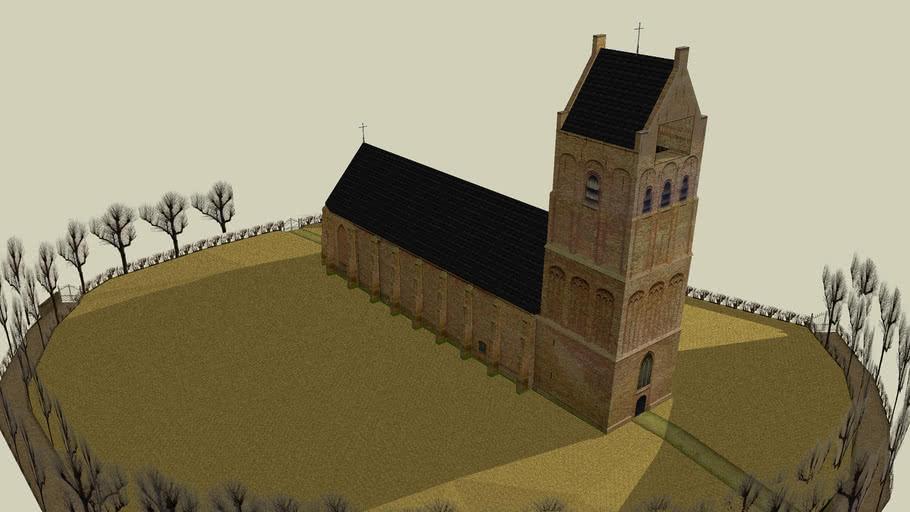 twsted carneg church map