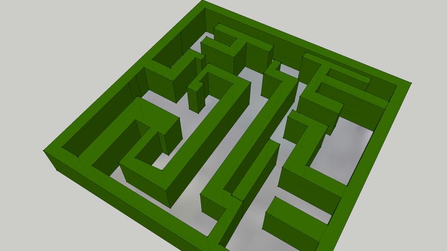 Maze by BRETT