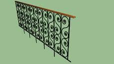 classic railing