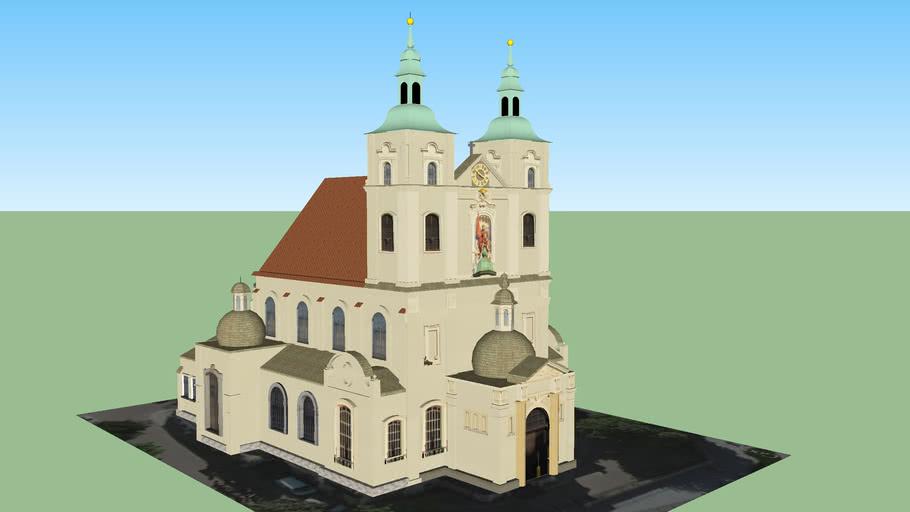 Kościół św. Floriana w Krakowie