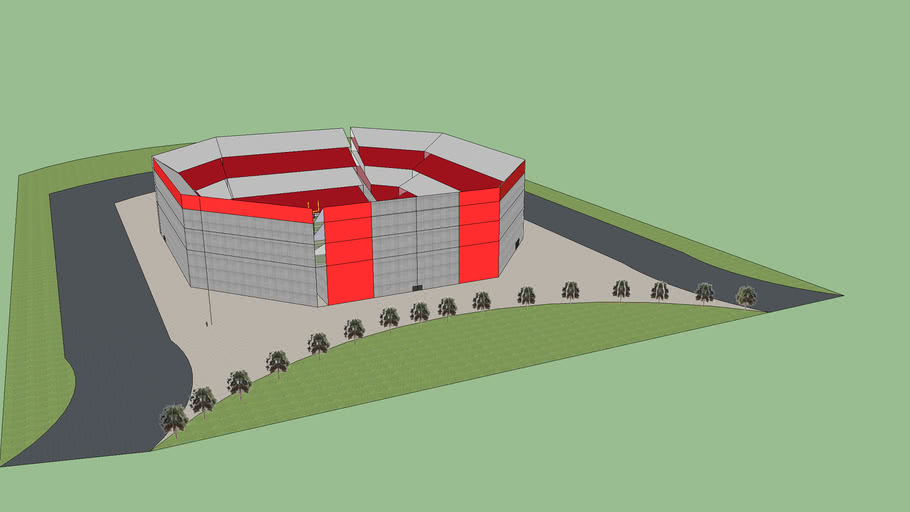 CaveMan Stadium