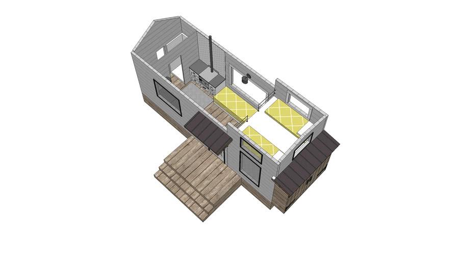Quartz Model with Bathroom Placement