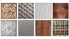 Texturas de Parede-Wall Textures