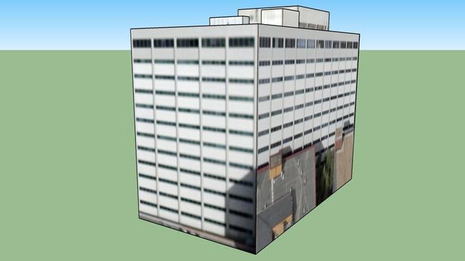 Construção em Denver, CO, USA