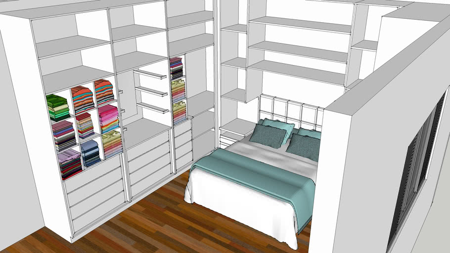 Projeto - Dormitório - Lino