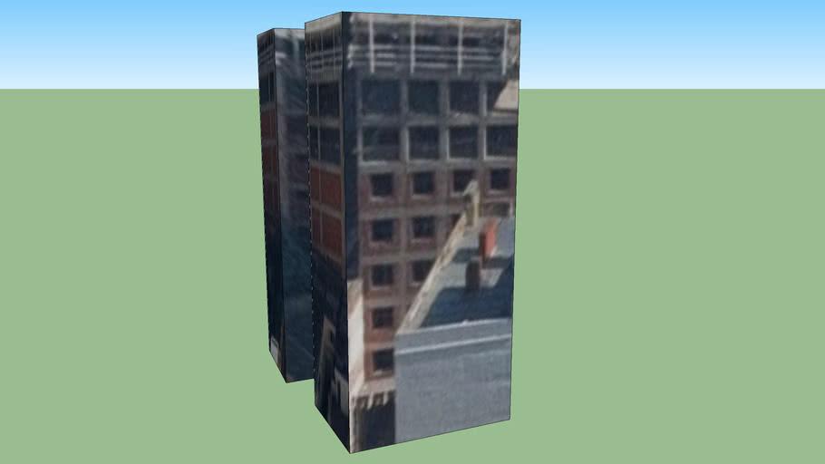 Building in Mitre B. 2002-2100, Mar del Plata, Buenos Aires Province, Argentina